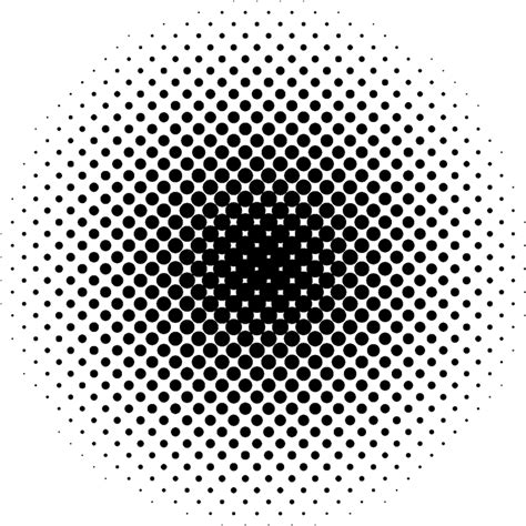 modern pattern png free vector graphic halftone pattern dot modern free
