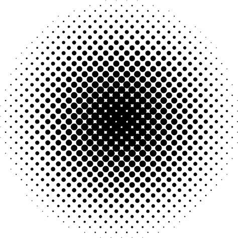 halftone pattern corel free vector graphic halftone pattern dot modern free