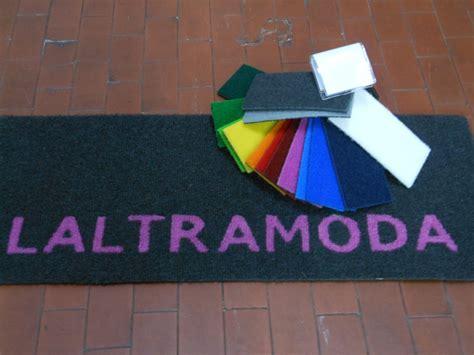 tappeti personalizzati roma zerbini personalizzati su misura roma centro moquette