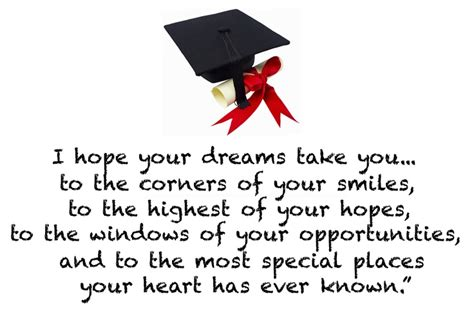 College Graduation Letter Congratulations Inspirational High School Graduation Quotes
