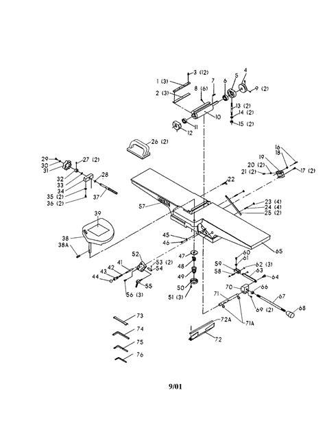 Instant Get Delta Jointer 37 280 Saw Plan