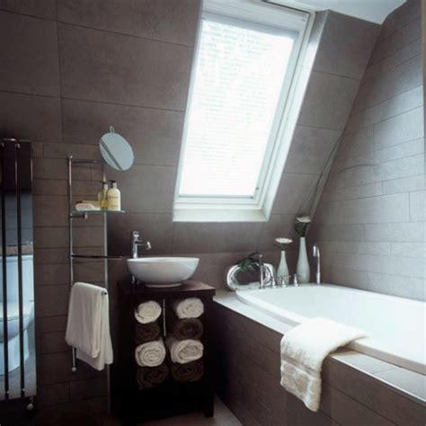 Kleines Bad Dachgeschoss by Badezimmer Im Dachgeschoss 21 Unglaubliche Ideen