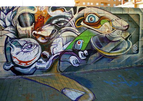 imagenes impresionantes graffitis 40 muestras impresionantes del arte graffiti