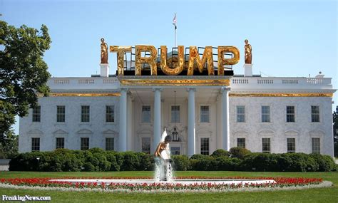 What Is The White House by Donald White House Pictures Freaking News