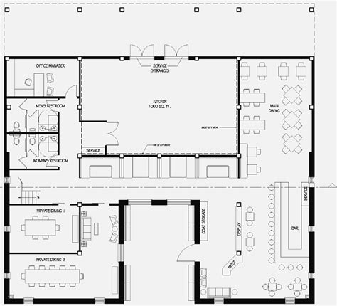 Patio Deck Plans Inspirational Patio Home Floor Plans Free Beautiful House Plan Free Floor Plan Restaurant Dining Room Layout Template