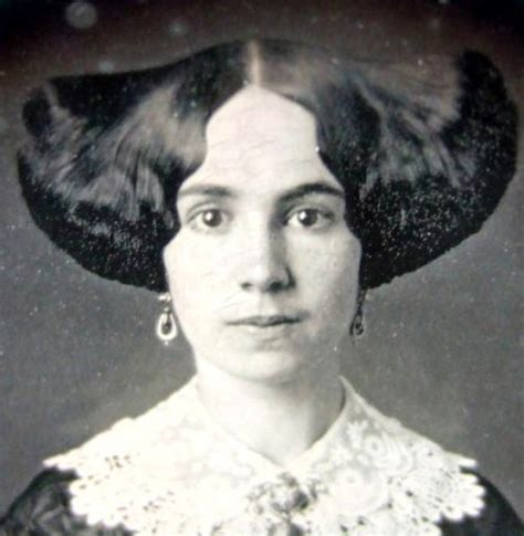 1860s hairstyles the wildest hairstyles of the daguerreotype days neatorama