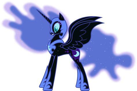 my little pony nightmare moon scared nightmare moon 2 by 90sigma on deviantart