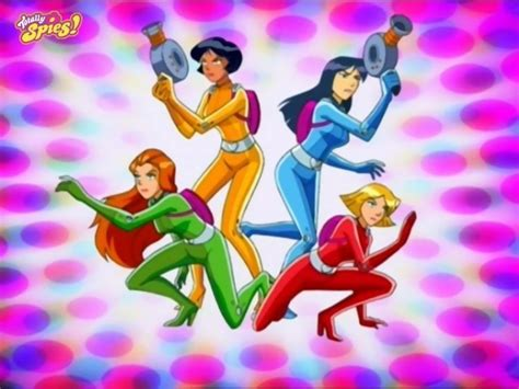 totally spies totally spies totally spies photo 20508007 fanpop