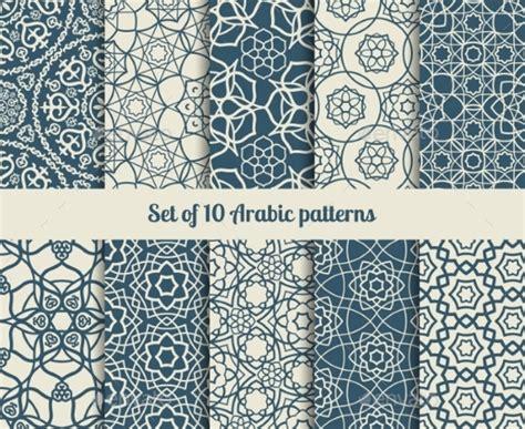 Pattern Photoshop Arabic | 15 arabic patterns photoshop patterns freecreatives