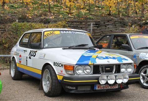 Modern Trim ex per eklund 1982 saab 99 rally build bring a trailer