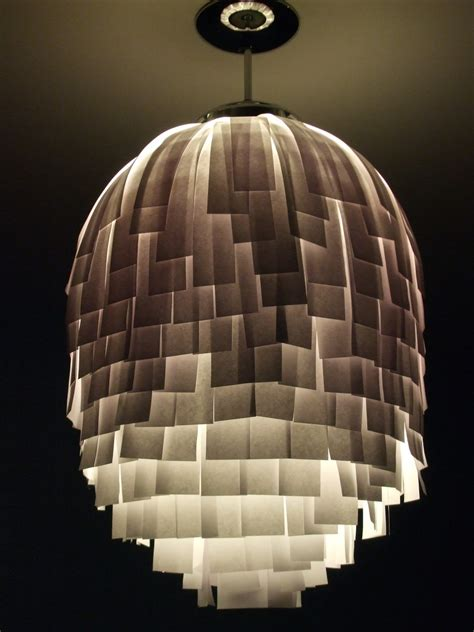 How To Make A Paper Light - just a diy lshade upcycle it