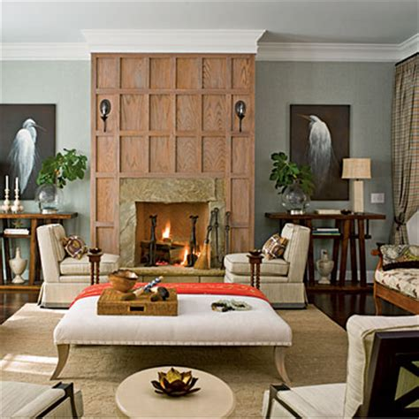 traditional home interiors living rooms symmetry asymmetry in design interior walls designs