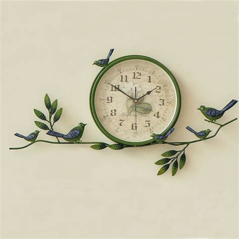 bedroom wall clock creative wall clock the sitting room the bedroom large