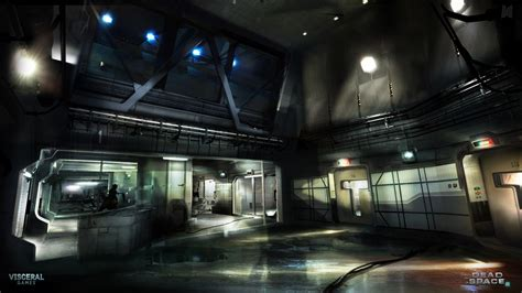 concept art interior on pinterest rpg dead space and cyberpunk sci fi corridor scifi interiors pinterest dead space