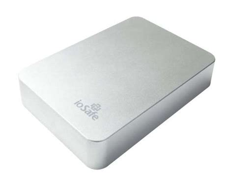 iosafe rugged portable product brief iosafe rugged portable drive review storage pc tech authority
