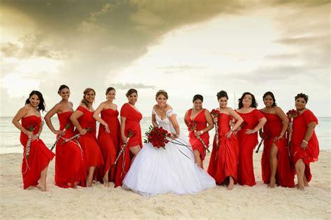 imagenes bodas en blanco y rojo boda en el color de la pasi 243 n party boutique canc 250 n