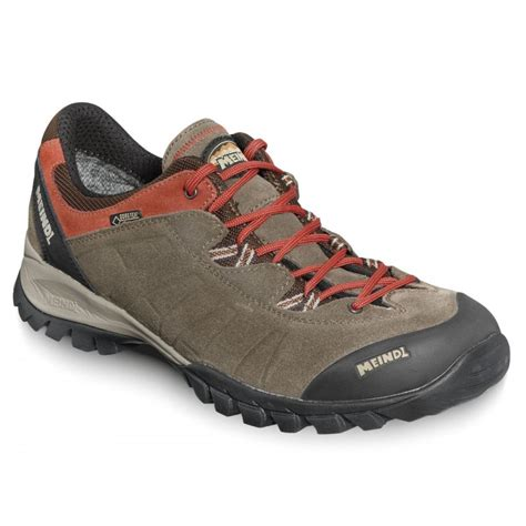 meindl piemont gtx wide fit walking shoe brown outdoor