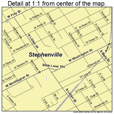 map stephenville texas stephenville tx pictures posters news and on your pursuit hobbies interests and worries