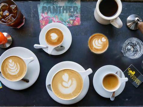 Fancy Coffee Cups 51 Best Coffee Shops In America Food Network