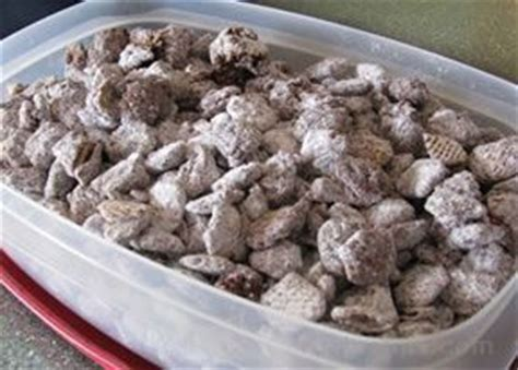 puppy chow recipe crispix puppy chow recipe recipetips