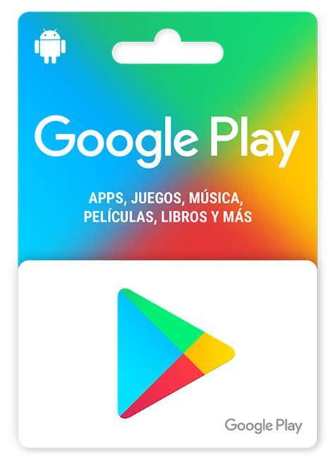 Gift Card Google Play Comprar - tarjetas de regalo de google play encuentra una tienda