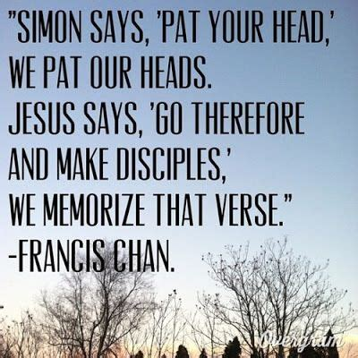 we are church francis chan