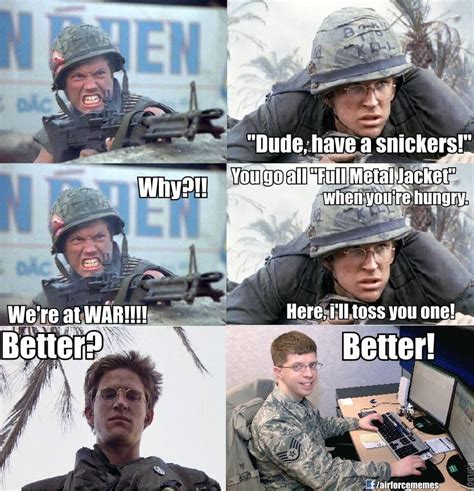 Funny Marine Corps Memes - chair force wear it to get it pinterest military