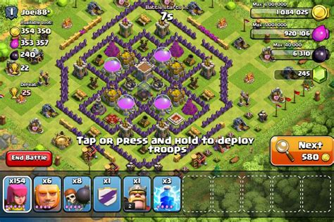 coc layout attack simulator 1000 images about clash of clans stuff on pinterest