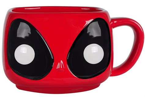 Funko Pop Home Deadpool Mug taza deadpool funko pop pelicula deadpool taza ceramica