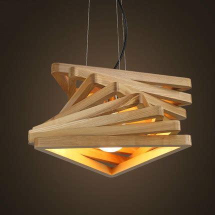 wooden light aliexpress buy creative design light spiral wood