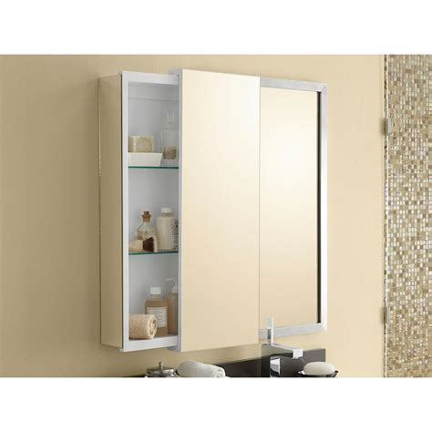 sliding glass door medicine cabinet lighted sliding door surface mount medicine cabinet