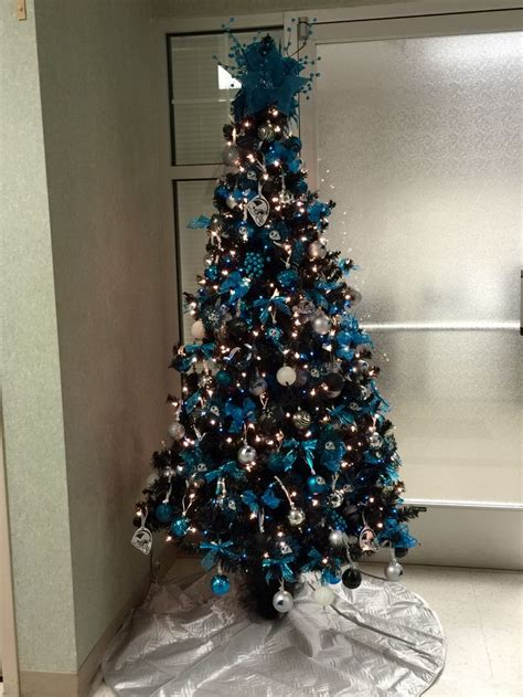 carolina panthers christmas tree keeppounding christmas