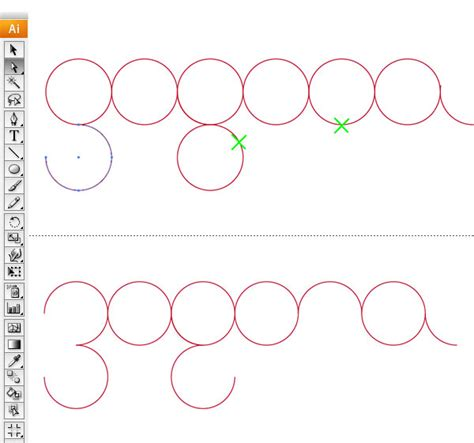 criando pattern no illustrator criando um logo maluco no illustrator