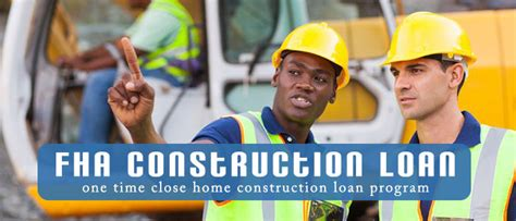 construction loan to build a house fha loan to build a house 28 images fha back to work program home loans for all a