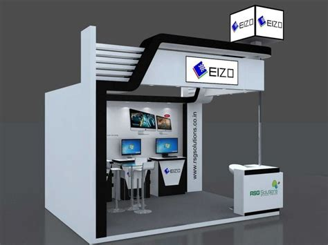 layout exhibition stand 190 best images about 10x10 trade show displays on