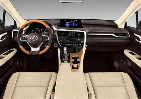 lexus jeep 2016 inside 2018 lexus rx 350 release date review price