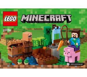 Lego 21138 Minecraft The Melon Farm lego the melon farm set 21138 brick owl lego marketplace