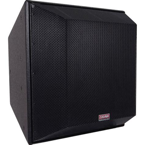 Speaker Eaw eaw qx596i 3 way speaker white 2039621 b h photo