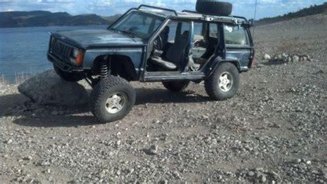 4 door jeep rock crawler purchase used 1988 jeep pioneer 4 door 4x4 rock