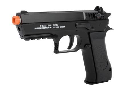 Airsoft Gun Jericho 941 magnum research baby desert eagle jericho 941 co2 airsoft gun 493 fps ebay