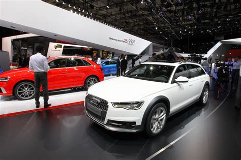 Audi A6 Allroad Forum by Audi A6 Allroad Quattro Des Efforts Sur L Efficience