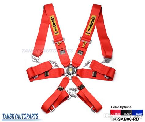 Seat Belt By Sabelt Type Release 4 Point tansky 2015 new sabelt 6 point racing seat belt with fia approved expiry 2020 blue