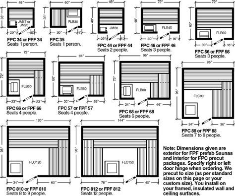 sauna floor plans sauna floor plans the woodsman pinterest