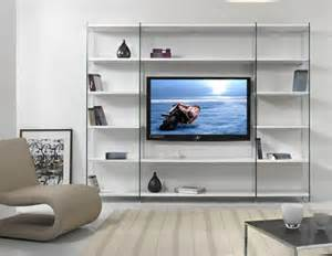 tv shelving unit tv media wall systems modern furniture contemporary