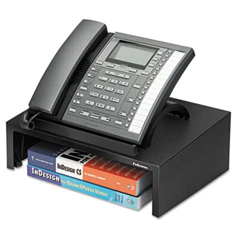 desk phone stand printer