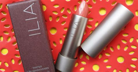 shoo and conditioner reviews the best high end hair high end beauty ilia tinted lip conditioner in nobody s