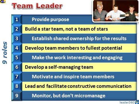team leader training project everest