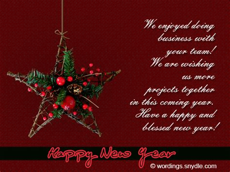 for new year business new year messages wordings and messages