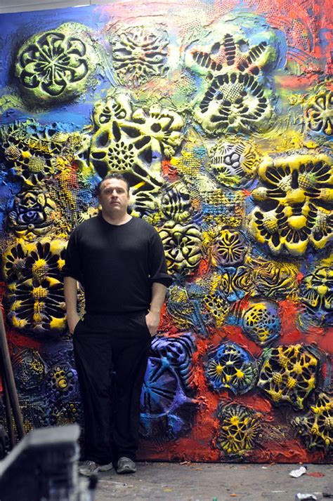Painting 3d Printed by Stroke Of Genius Artist Dazzles With 3d Printed Paintings