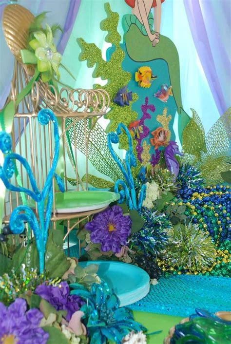 149 best images about the mermaid baby shower theme on mermaid ariel